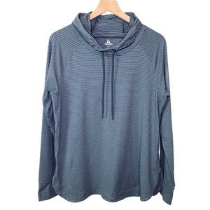 Ascend Performance Hoodie Top Size Large